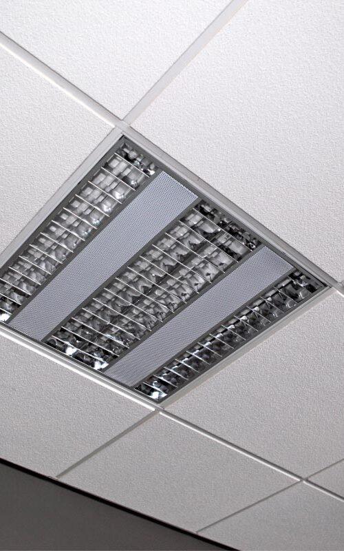 drop ceiling grids