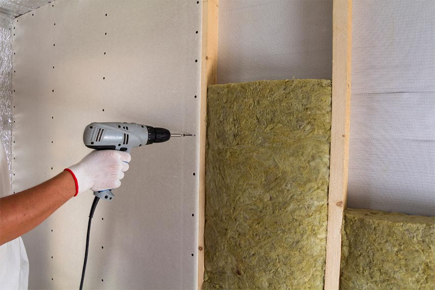 Drywall and Insulation in Maryland