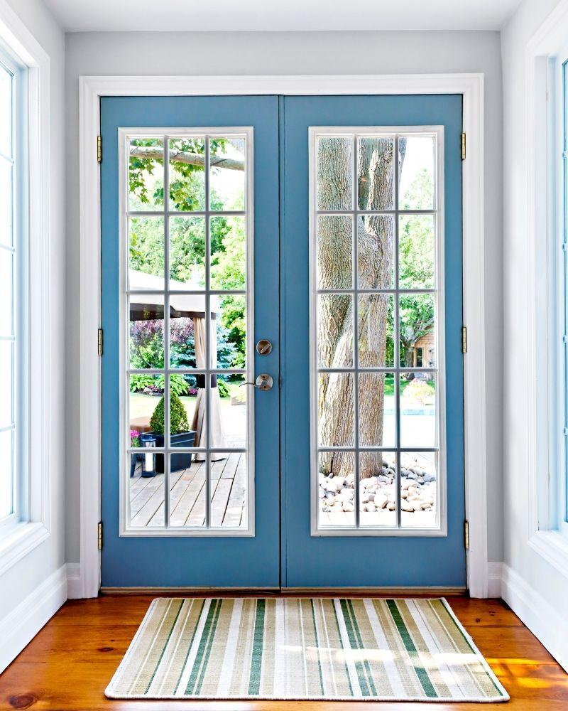 glass door installations