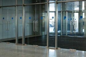 Commercial Door Installations in Maryland