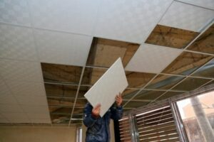 drop ceiling grids in baltimore